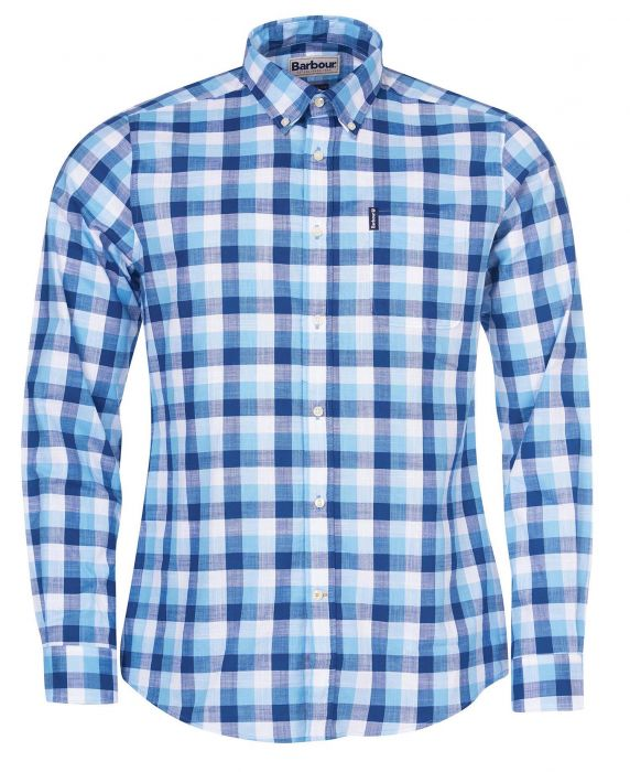 Barbour Gingham 25 Tailored Shirt