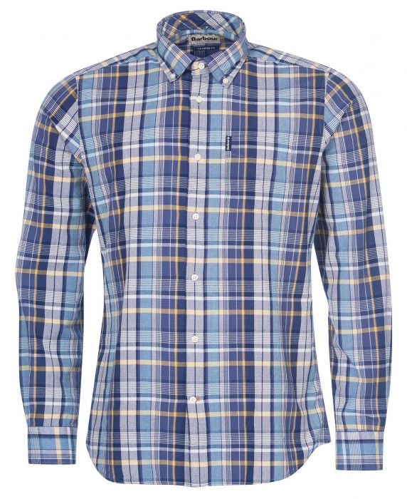 Barbour Madras 8 Tailored Shirt