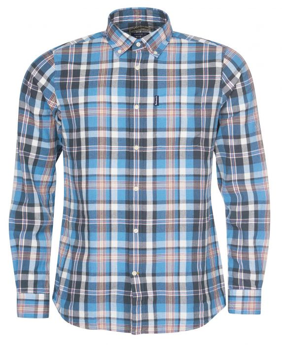 Barbour Madras 10 Tailored Shirt