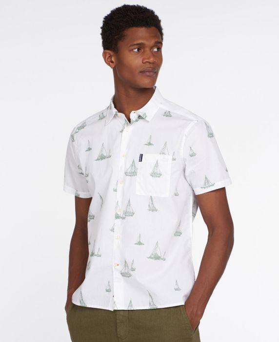Barbour Summer Print 11 Short Sleeved Summer Shirt