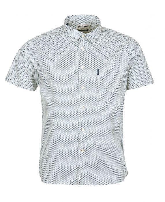 Barbour Summer Print 12 Short Sleeved Summer Shirt