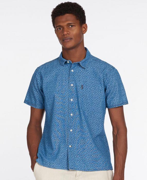 Barbour Summer Print 13 Short Sleeved Summer Shirt