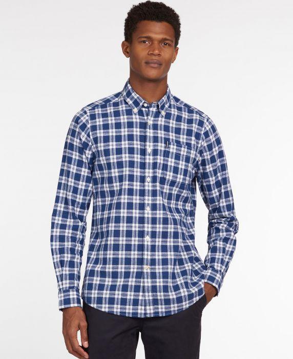 Barbour Linen Mix 8 Tailored Shirt