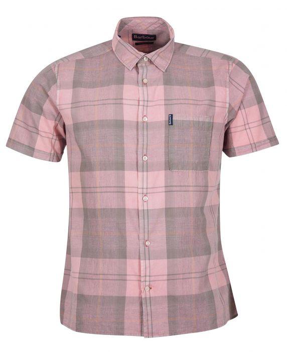 Barbour Tartan 17 Short Sleeved Shirt