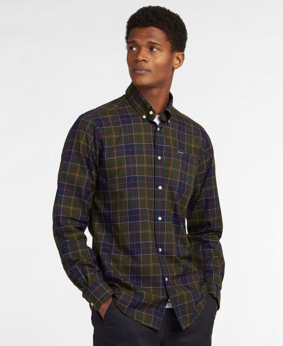 Barbour Wetherham Tailored Shirt
