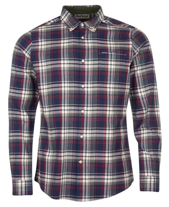 Barbour Crossfell Tailored Shirt