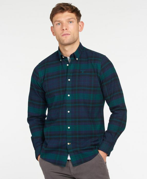 Barbour Ladle Tailored Check
