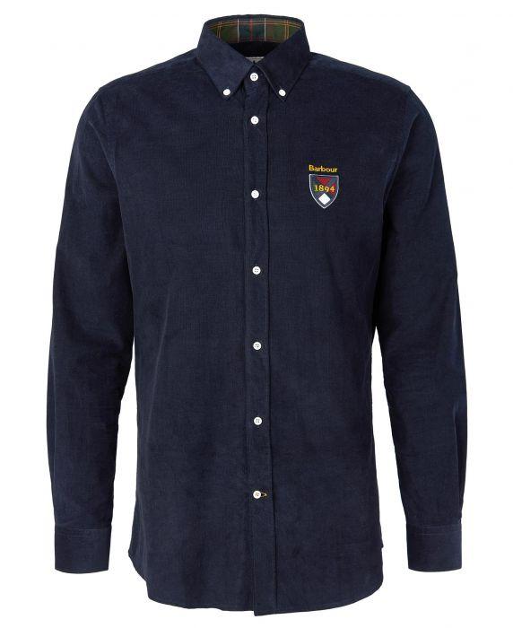Barbour Cord Large Crest Shirt