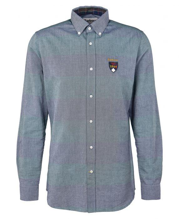 Barbour Striped Crest Shirt