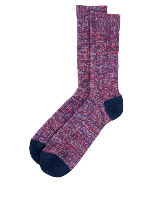 Barbour Colour Twist Socks