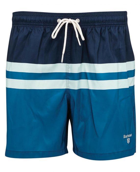 Barbour Double Stripe Swim Shorts