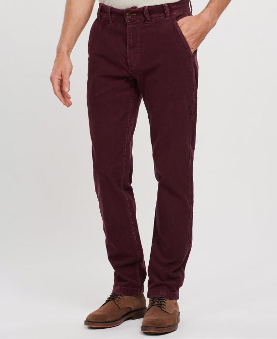 Barbour Neuston Stretch Cord Trousers