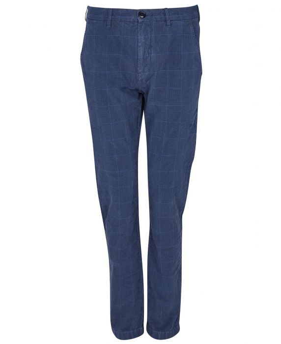Barbour Essential Overdyed Check Trousers