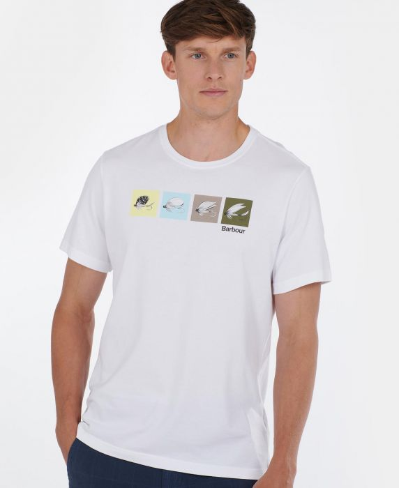 Barbour Fish Fly T-Shirt