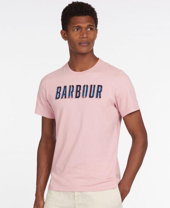 Barbour Lomand Logo T-Shirt