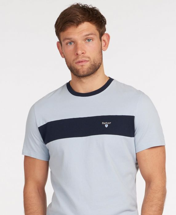 Barbour Seaford Panel T-Shirt