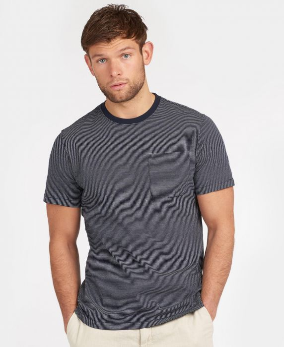 Barbour Sands Stripe T-Shirt
