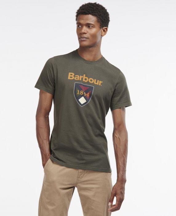 Barbour Crest 1894 T-Shirt