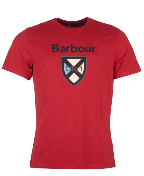 Barbour Crest 1894 T-Shirt