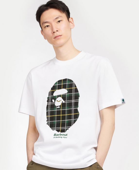 Barbour x BAPE T-Shirt