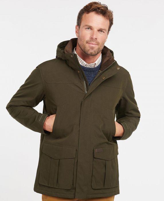 Barbour Brockstone Waterproof Jacket