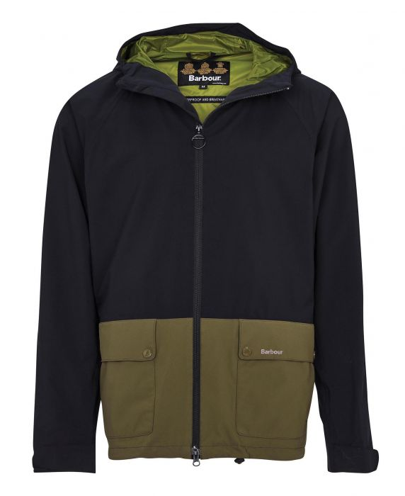 Barbour Ingleton Waterproof Jacket