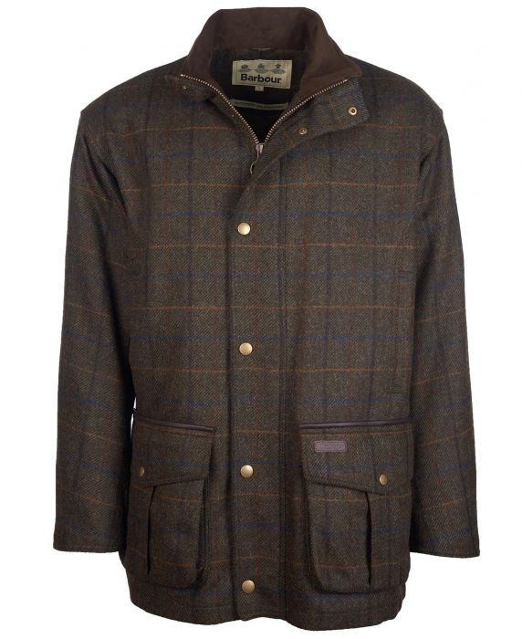 Barbour Woolsington Wool Jacket