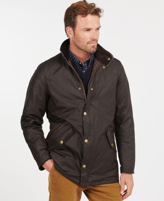 Barbour Prestbury Wax Jacket