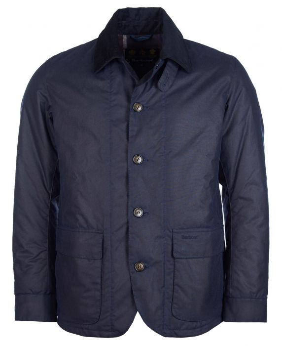 Barbour Hortal Waxed Cotton Jacket