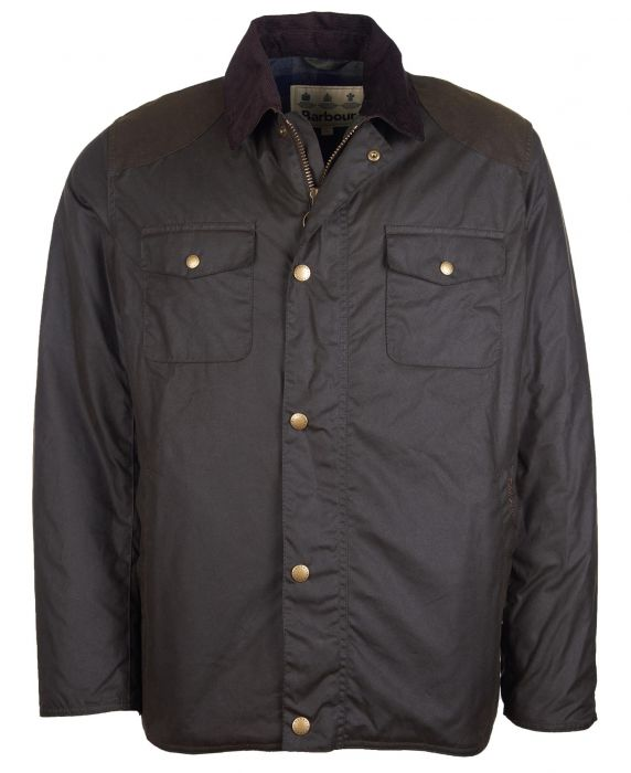 Barbour Dalegarth Waxed Cotton Jacket