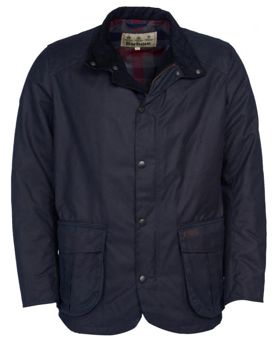 Barbour Gilpin Waxed Cotton Jacket