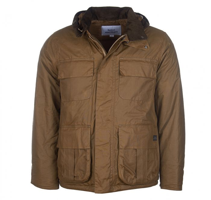 Barbour x Norse Projects Ursula Waxed Jacket