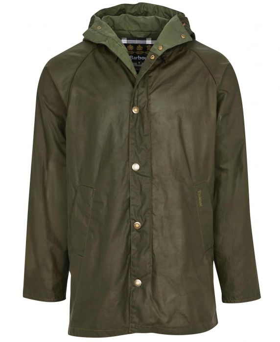 Barbour Breswell Waxed Cotton Jacket