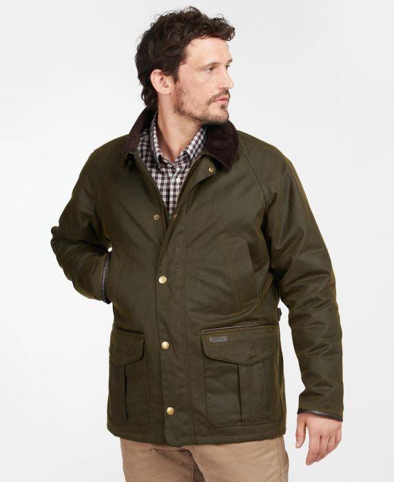 Barbour Stratford Wax Jacket