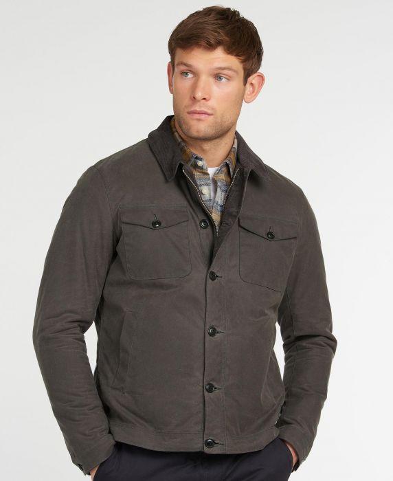 Barbour West Wax Jacket