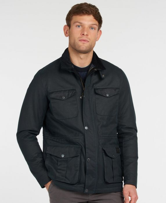 Barbour Field Wax Jacket