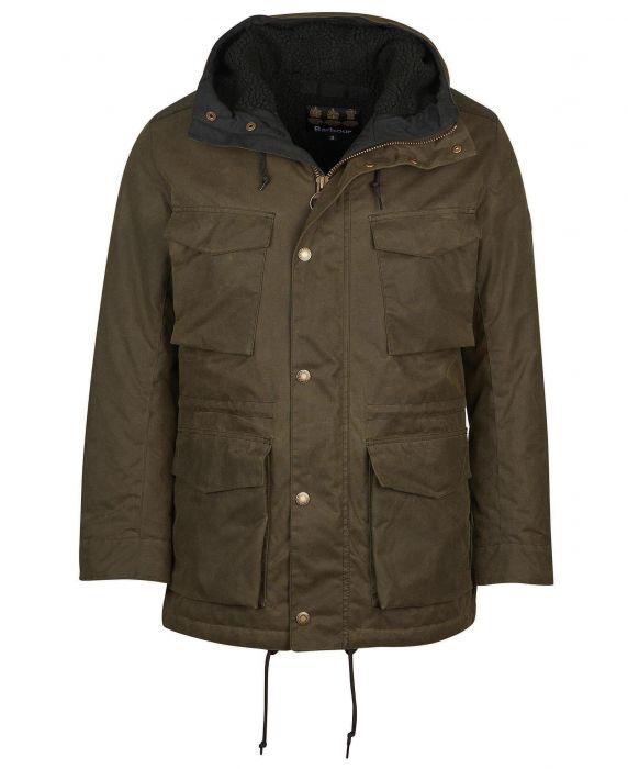 Barbour Nautic Wax Jacket
