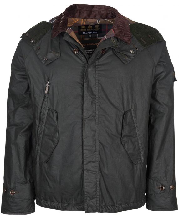 Barbour Gold Standard Pabay Wax Jacket
