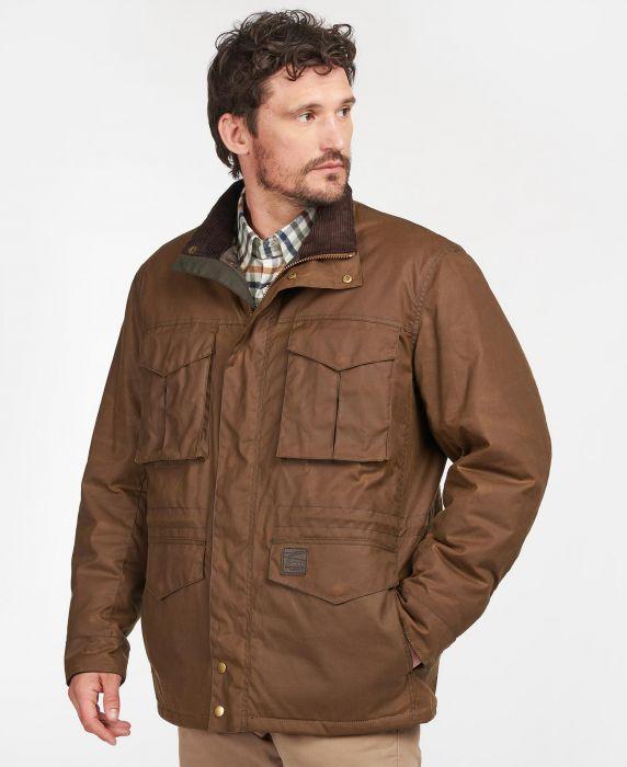 Barbour Watson Wax Jacket