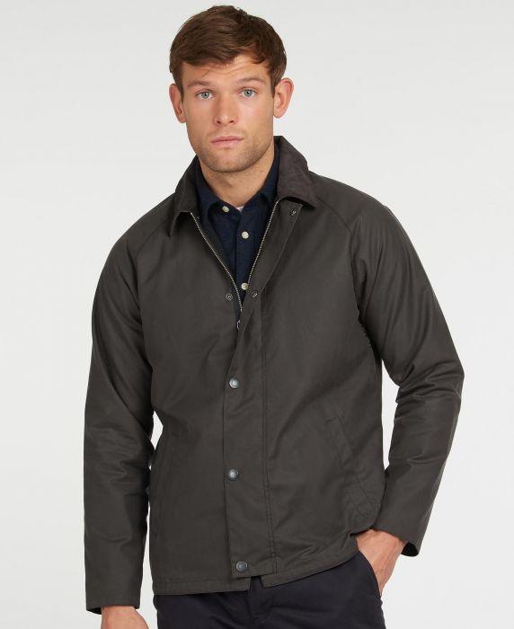 Barbour Rigg Wax Jacket
