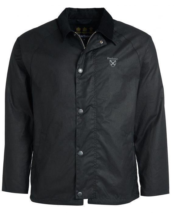 Barbour Crest Wax Jacket
