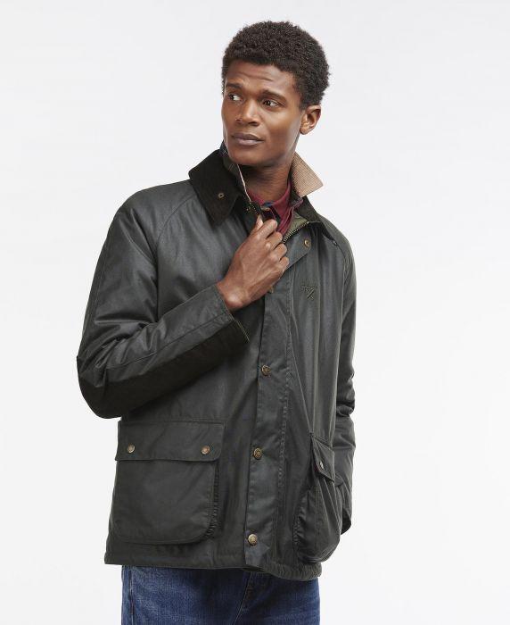 Barbour Crest Rathyre Wax Jacket
