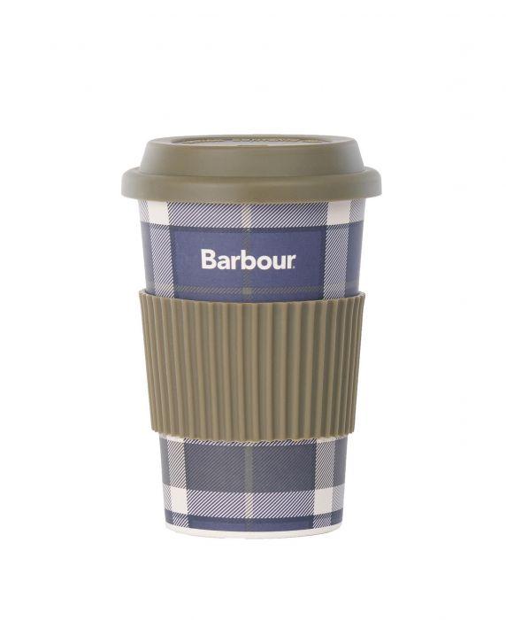 Barbour Tartan Travel Mug