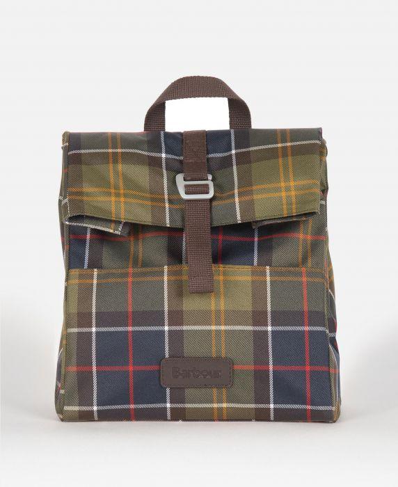 Barbour Tartan Lunch Bag
