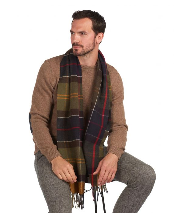 Barbour Inverness Tartan Scarf