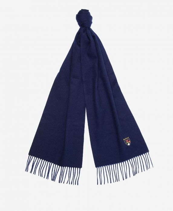 Barbour Shield Lambswool Scarf