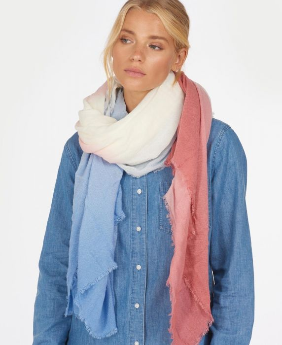 Barbour Pier Dip Dye Wrap