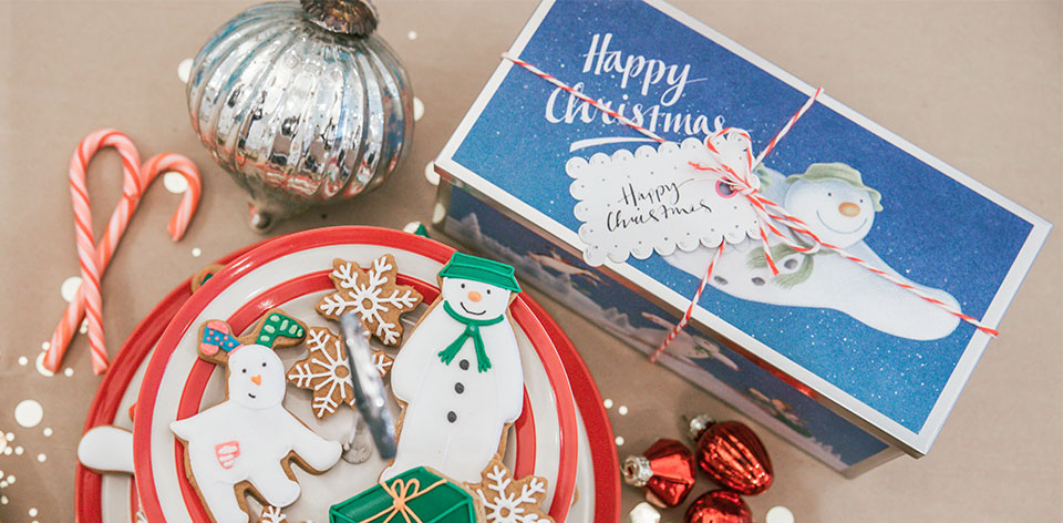 BarbourChristmas: Win Tins of Luxury Biscuits from The Biscuiteers