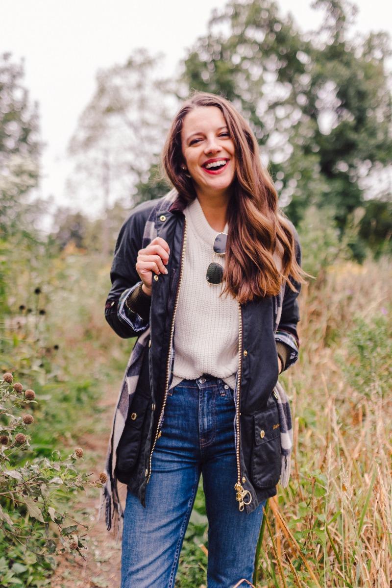 Background image for Jess Keys Wears the Beaufort Wax