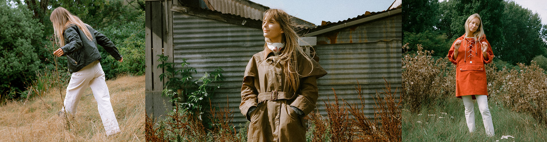 Barbour By ALEXACHUNG AW20